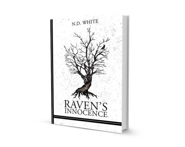 raven's innocense cover