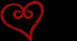 love-red-black